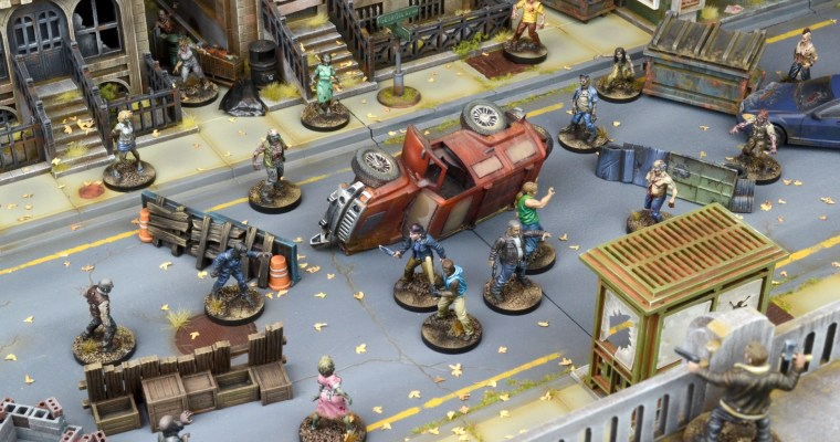 Game Review – All Out War, wave one