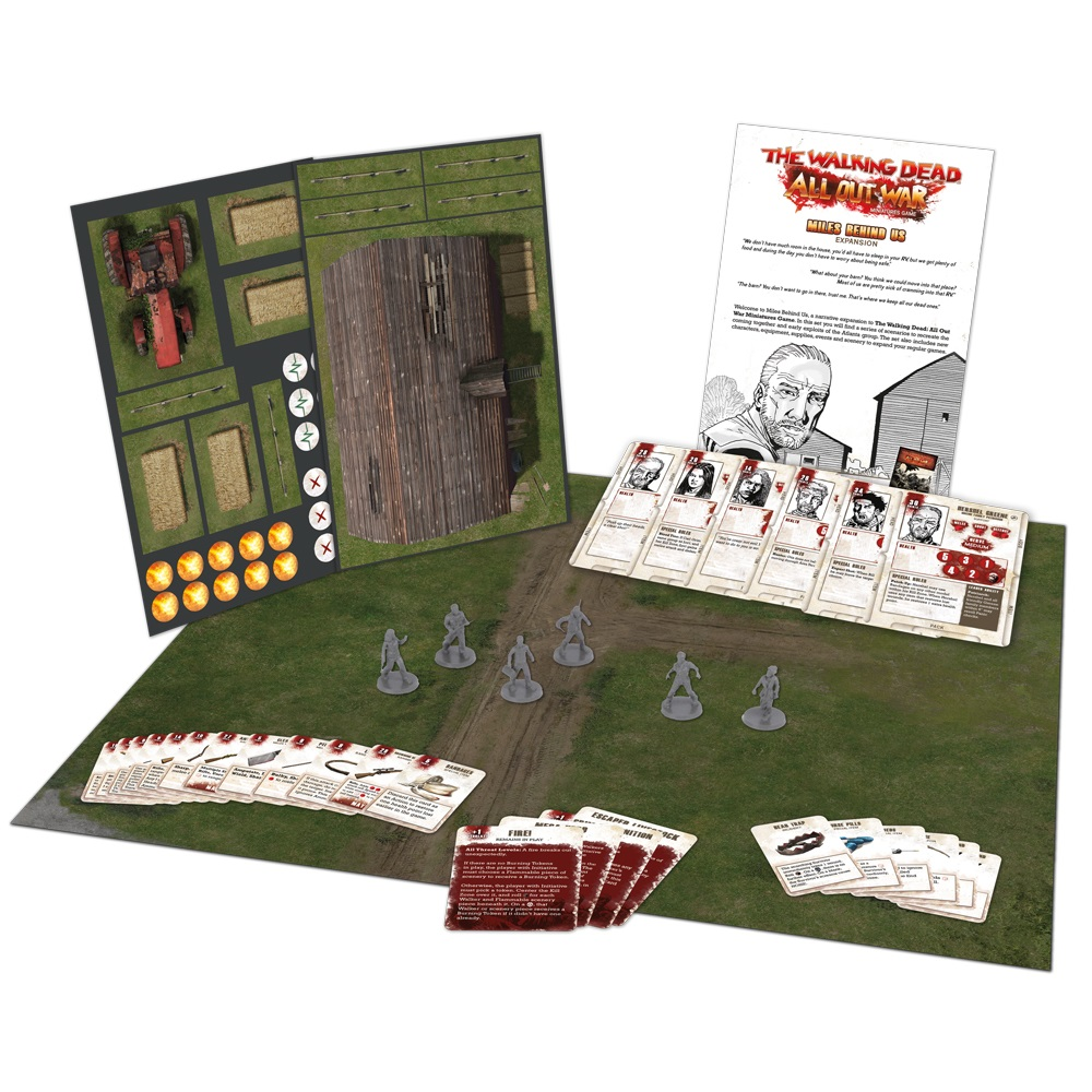 Game Review – All Out War, wave two