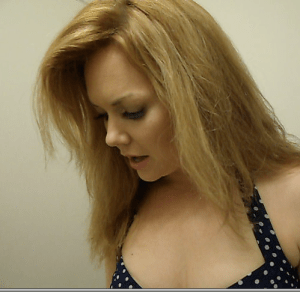 Blow dry before using Living Proof PHD