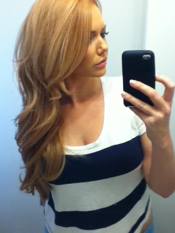 Clip In Vs Semi Permanent Hair Extensions Girlgetglamorous