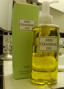 DHC Cleasing Oil