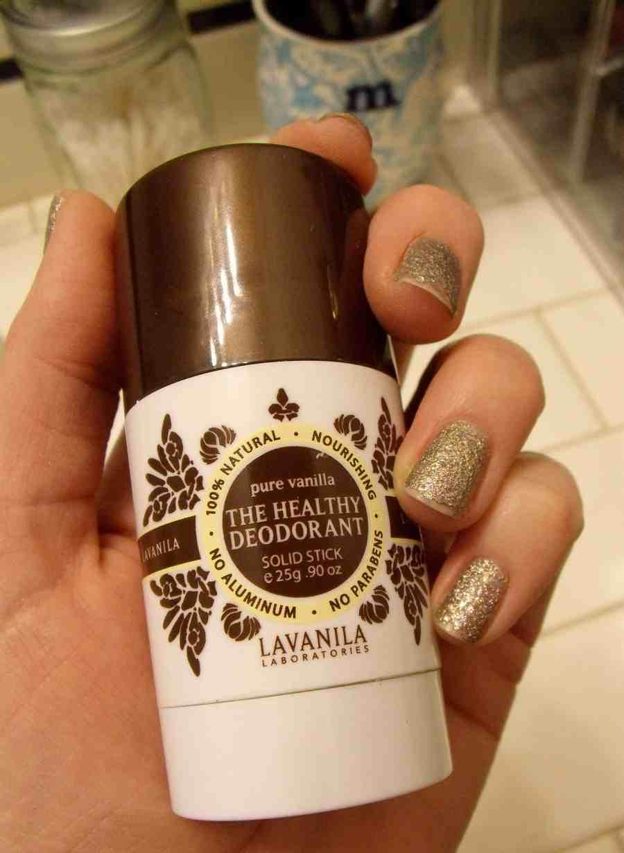 LAVANILA Deodorant