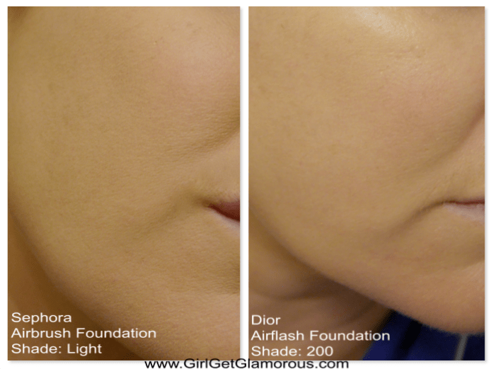 Sephora-Spray-airbrush-foundation-light-dior-airflash-foundation-200-swatches-review-comparison.jpeg