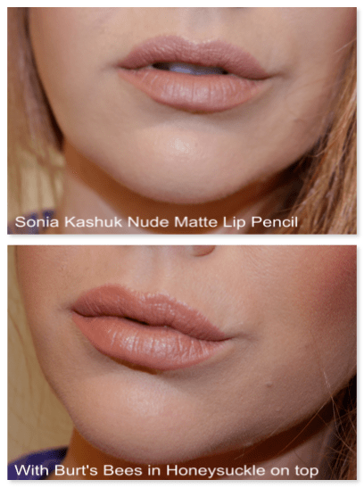 Barely any loss of the matte effect!