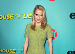 Actress Mircea Monroe for a Showtime event.