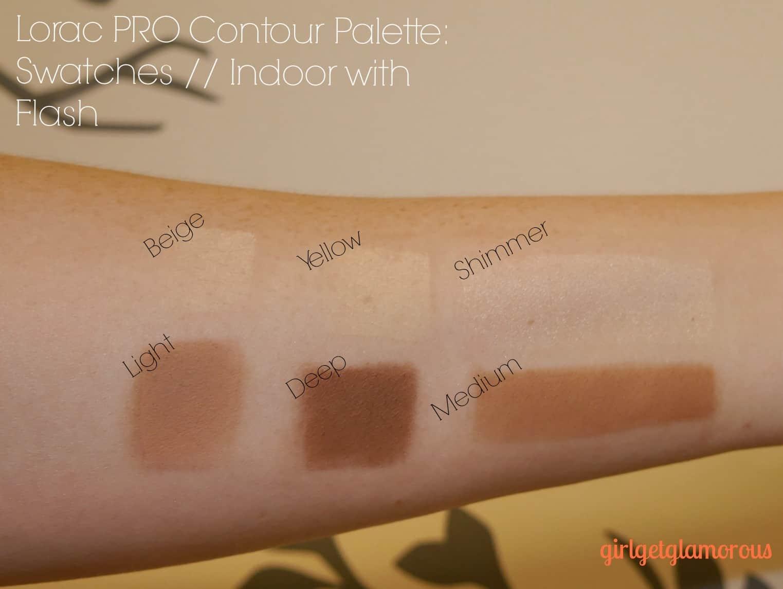 Pro Contour Palette by Lorac #9