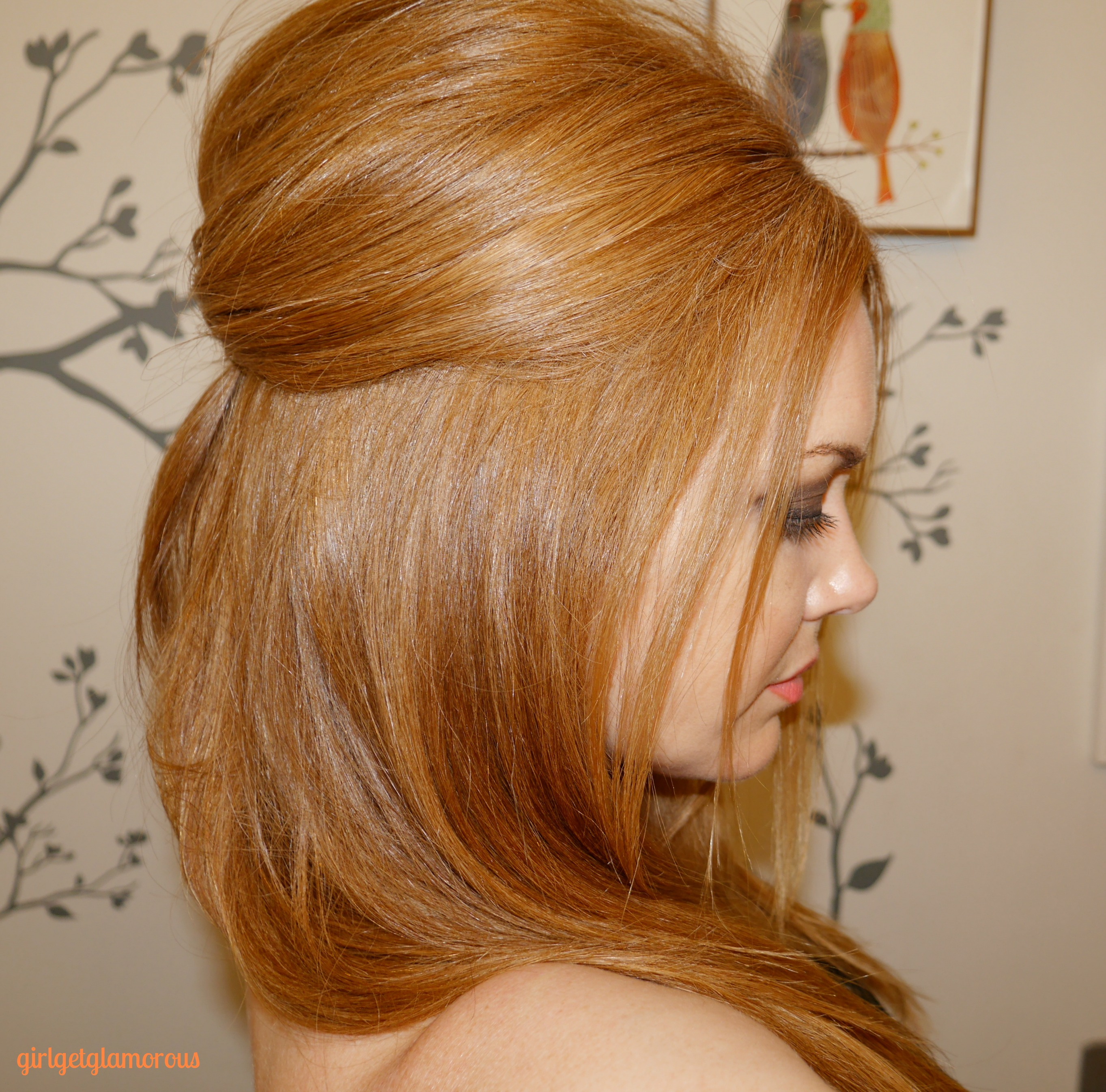 How To Transition Blonde To Strawberry Blonde Hair