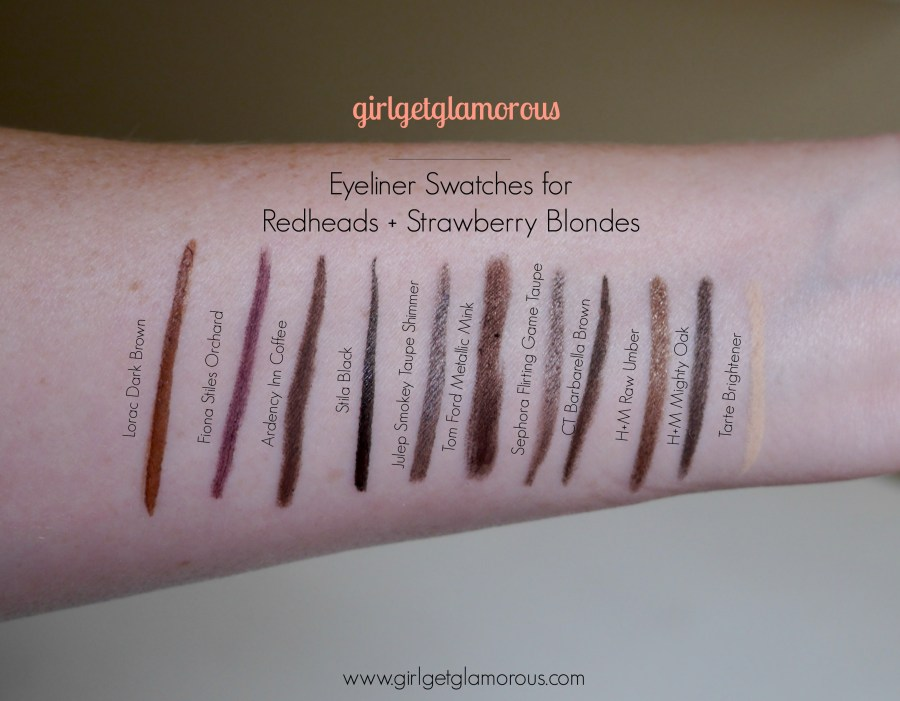 eye-liner-swatches-makeup-stila-julep-taupe-raw-umber-mighty-oak-hm-charlotte-tilbury-eye-strawberry-blondes-red-heads-hair-most-natural-products-drugstore-high-end.jpeg