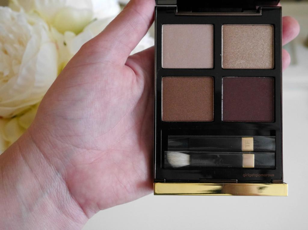 nordstrom sale tom ford iris bronze quad 2018 review buy online beauty blog blogger los angeles guide