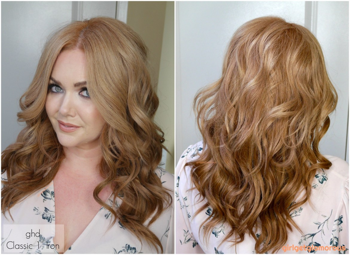 The Best Ghd Curve Curling Iron For Your Hair Type Demo