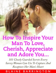 How To Make Your Man Adore You