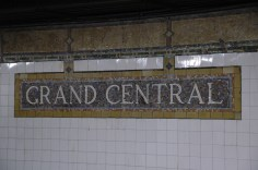 Grand Central Terminal-subway station