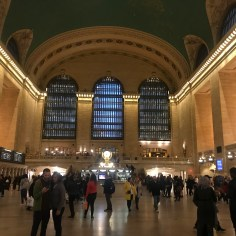 Grand Central Terminal--main concourse