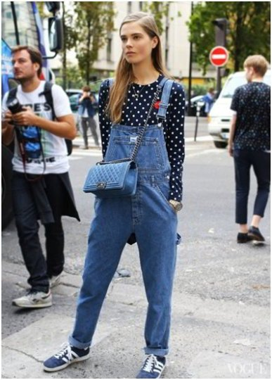 What not to wear Paris - casual