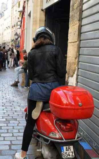 Rue des Rosiers - Paris