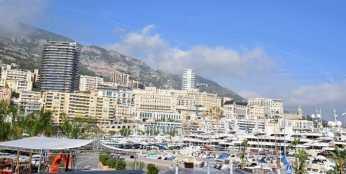 The Principality of Monaco - Port Hercules Monaco