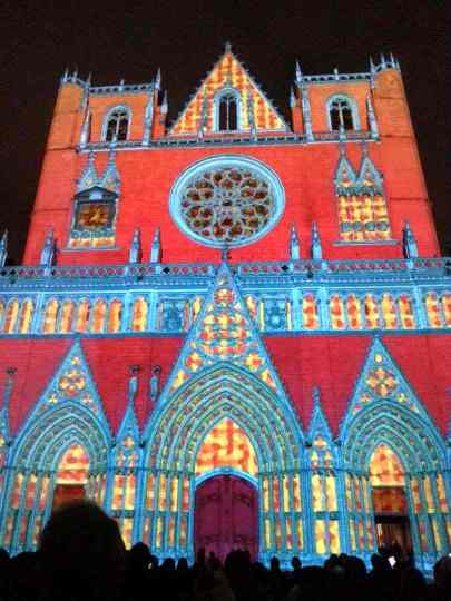 festival of lights lyon 2014