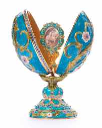 Easter in France - Pâques - Fabergé Imperial Eggs