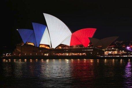 Nous Sommes Unis - Paris - Novembre 13, 2015