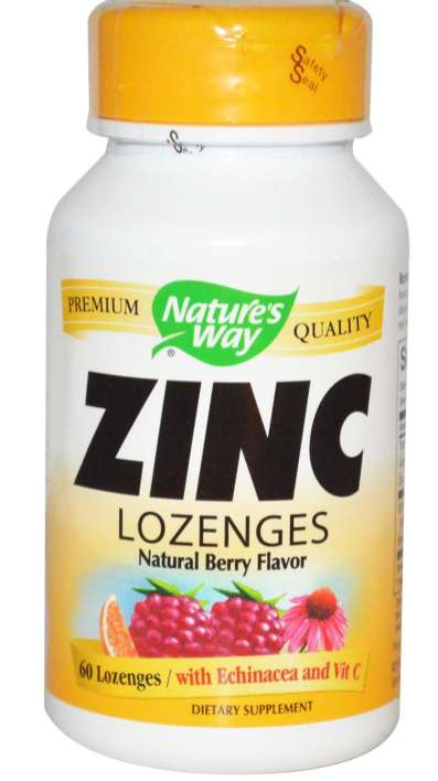 Flying with a Sinus Infection - Zinc