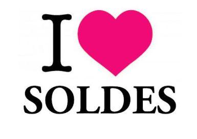 Les Soldes France - Sale Season in France