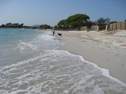 Photographs of Corsica - Beaches and Mountains