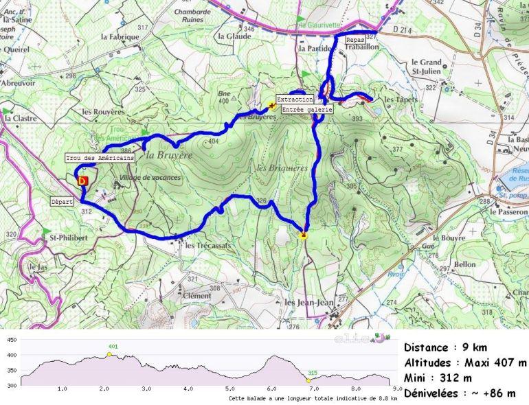 Ochre de la Bruyère Villars - Colorado Provencal - Rustrel - Roussillon - Luberon Provence - Ochres