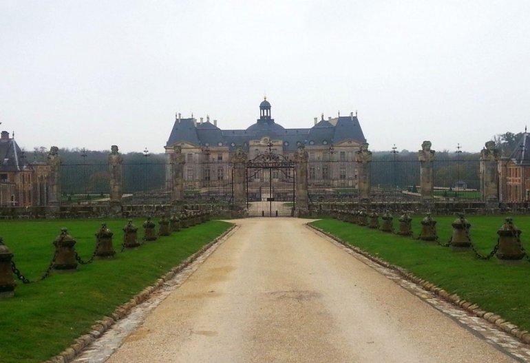 Silent Sunday - Château de Fontainebleau - 55 kilometres southeast of the centre of Paris
