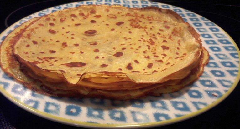 How to make crepes - Delightful Sweet Orange Crêpes Provençal