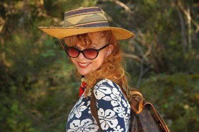 Fashionable Hiker - French Style - Provence