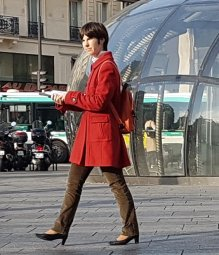Dressing for Paris in the Autumn - How to dress in Paris