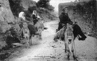 Corsican history - Corsica's Past Struggles - The History of Corsica - The people of Corsica