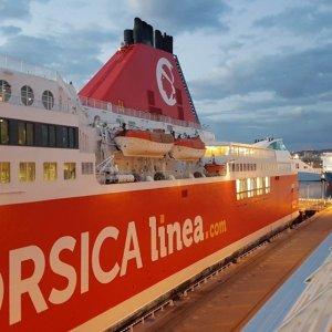 Silent Sunday - Marseille - Corsica Ferry