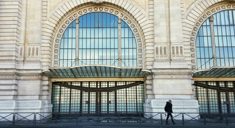 Silent Sunday - Musée d'Orsay