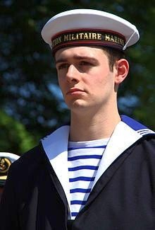 La Marinière - French Sailor's Shirt- modern day