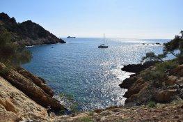 Provence's Blue Coast - La Grotte Marine
