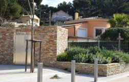 Provence's Blue Coast - toilets