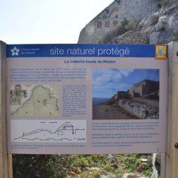 Provence's Côte Bleue - Fort Niolon - protected site