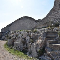 Provence's Côte Bleue - Exploring the Fort Niolon
