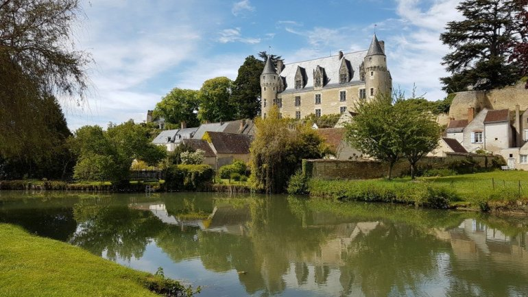 Silent Sunday...Loire Valley  by Girl Gone Gallic