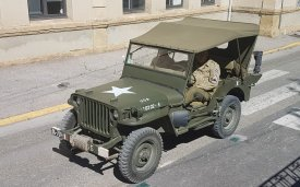 USA Jeep - La Roque d'Anthéron