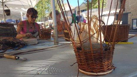 Les Chemins de l'Osier - Provences Cherry Festival - La Roque d'Anthéron