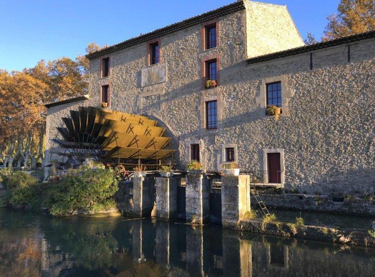 Silent Sunday - Moulin Saint Pierre - Taillades - Canal de Cabedan Neuf