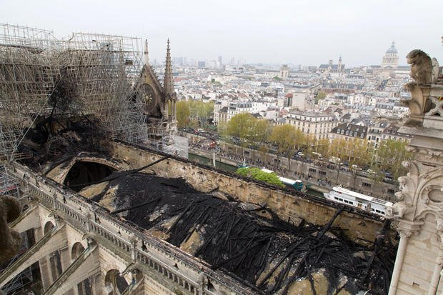 Photo Mairie de Paris - Notre Dame de Paris Fire - 2019 - Update