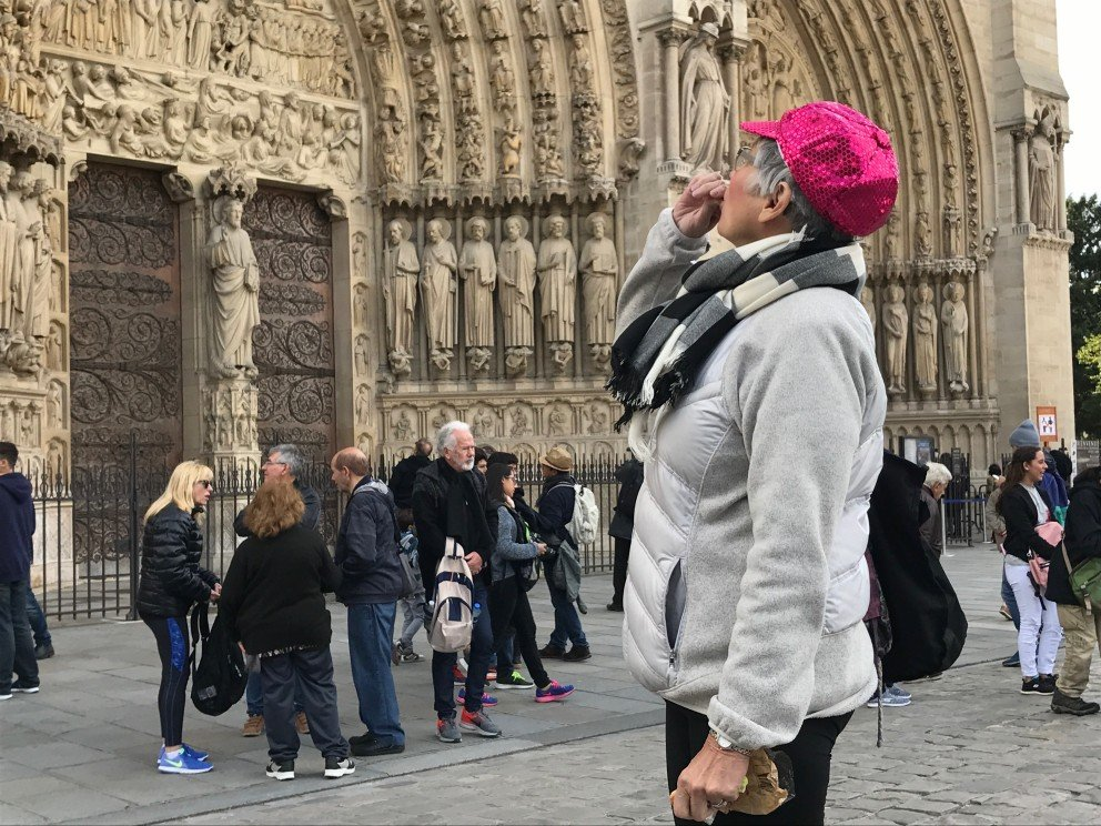 Honoring Notre-Dame-de-Paris - Visiting