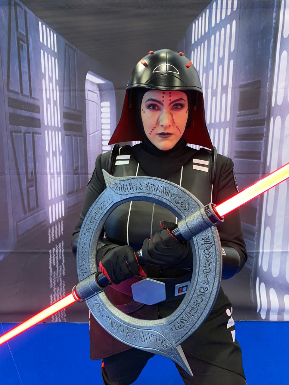 Star Wars and Cosplay: Strong Women Needed