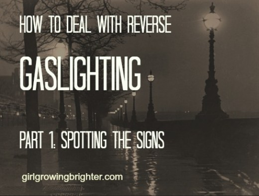 reversegaslighting