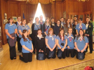 40th Annual Alberta Girls Parliament