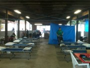 Empty Health Cntr. SOAR 2011