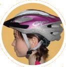 Safe Kids Canada Helmet flyer